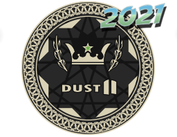 2021 Dust 2 Collection Skins