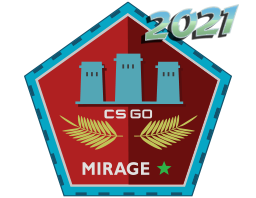 2021 Mirage Collection Skins