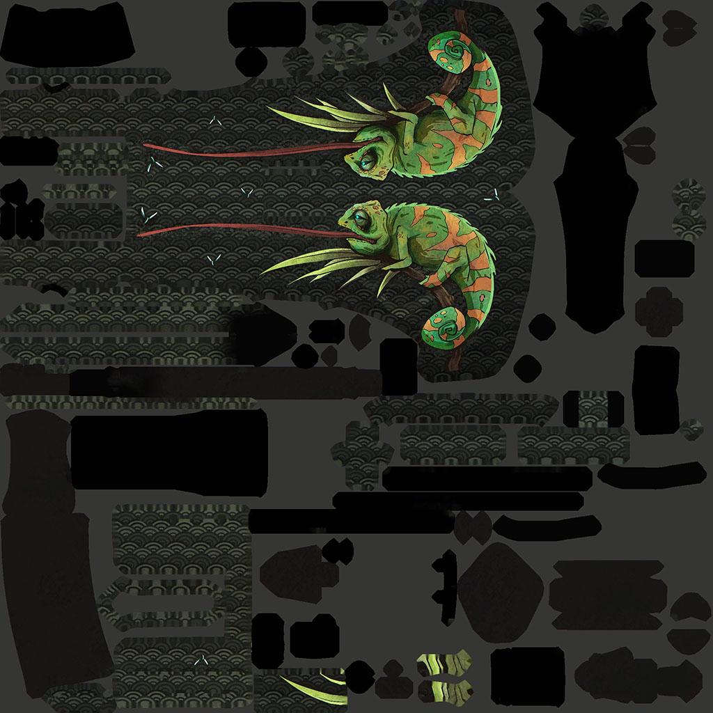 Skin Pattern File