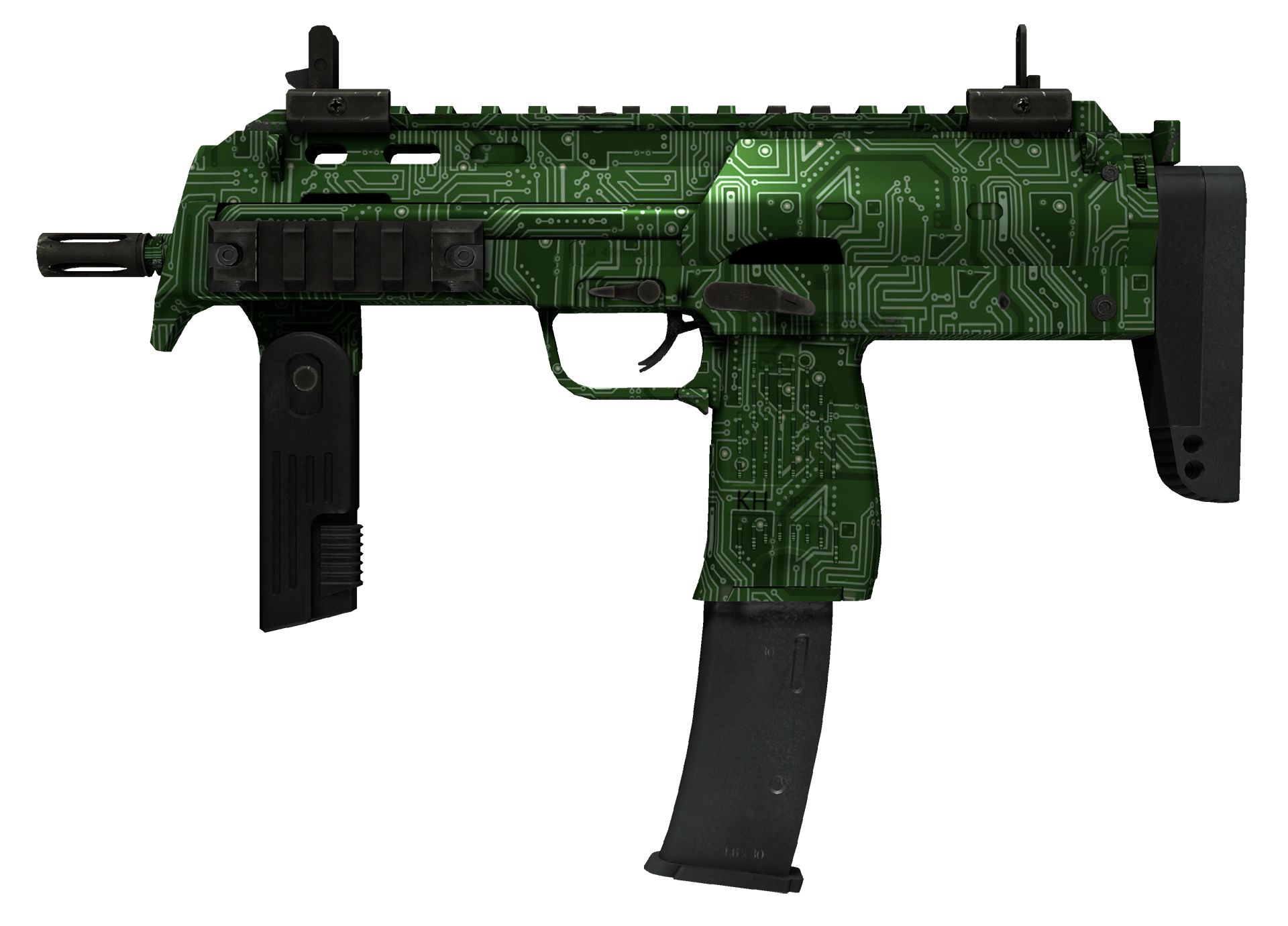 MP7 Motherboard Large Rendering