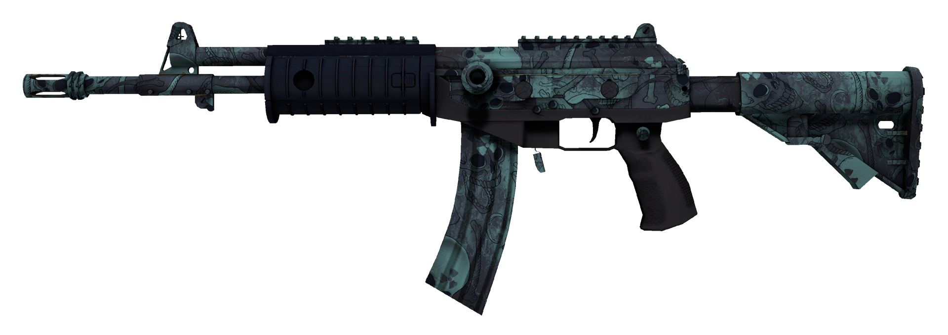 Galil AR Cold Fusion Large Rendering