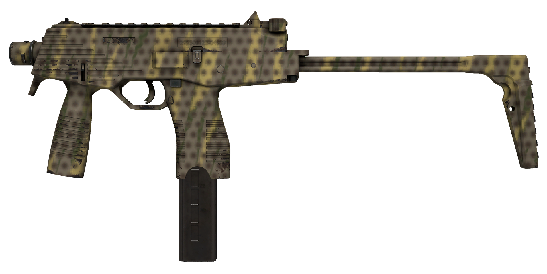 MP9 Dry Season Large Rendering