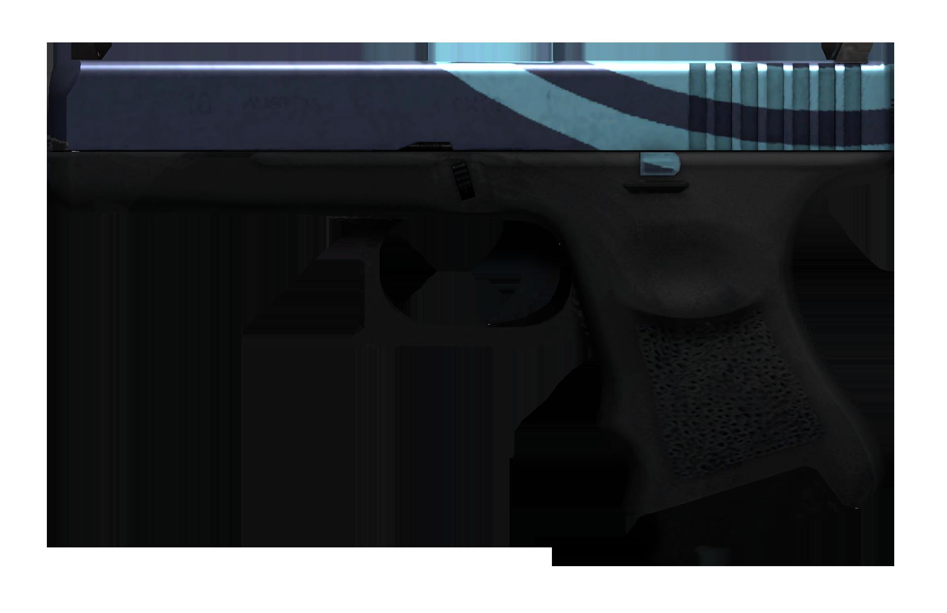 Glock-18 High Beam Large Rendering