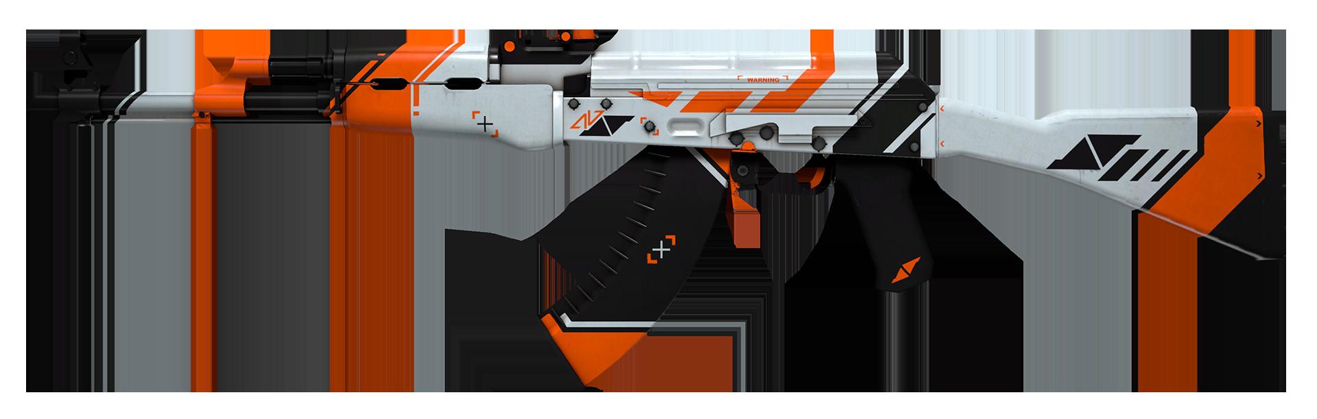 AK-47 Asiimov Large Rendering