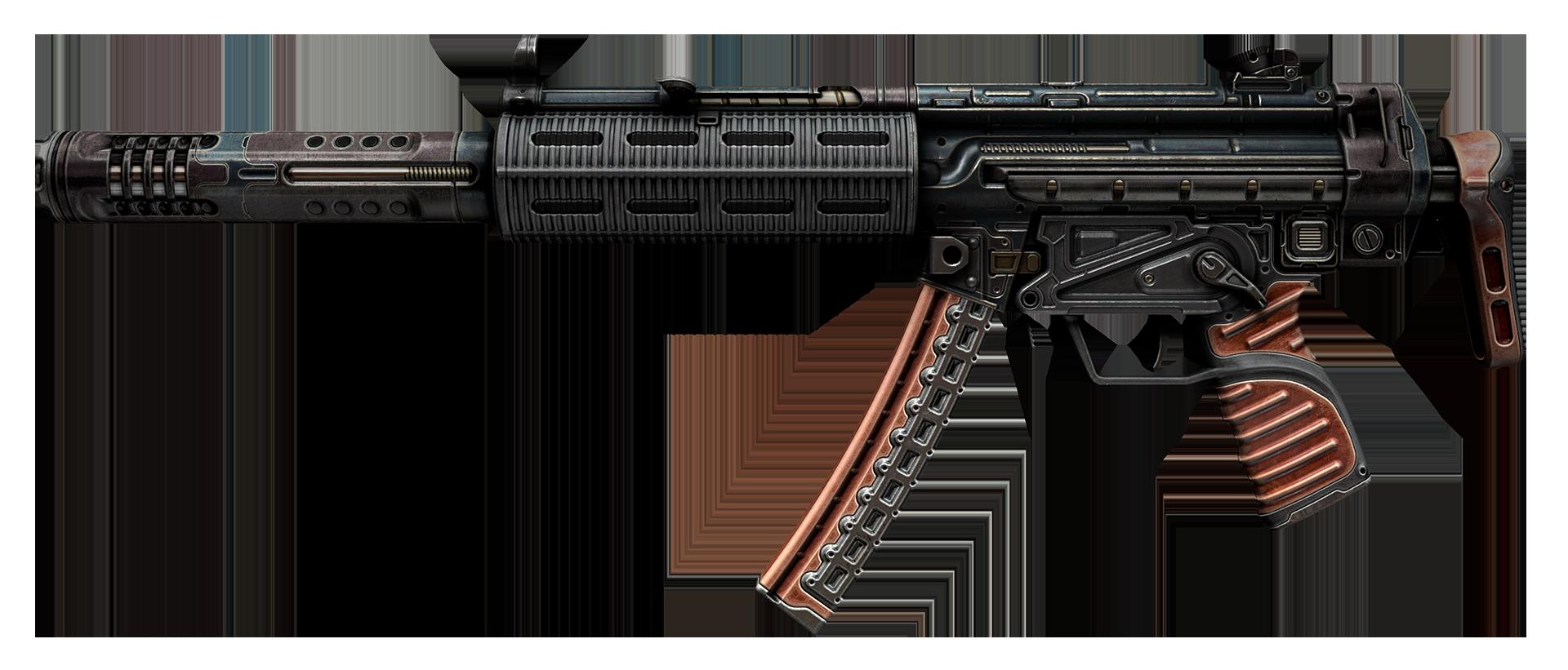 MP5-SD Gauss Large Rendering