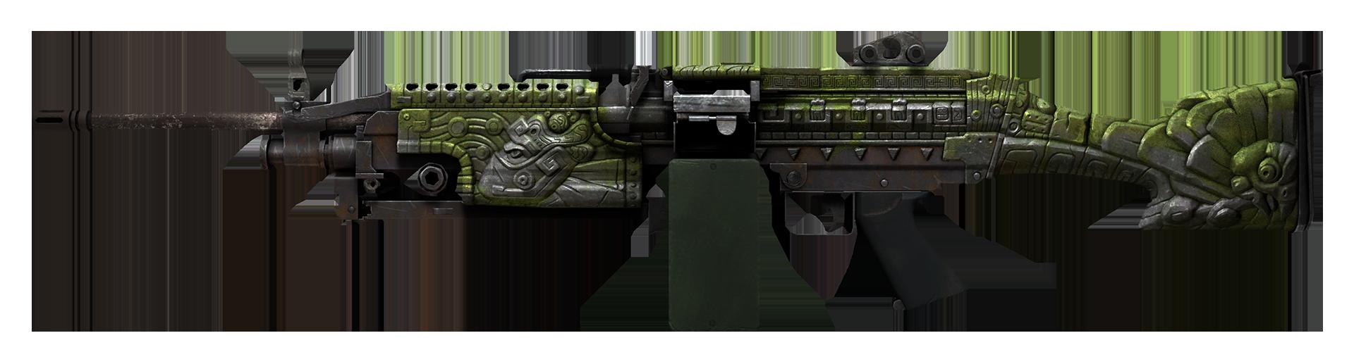 M249 Aztec Large Rendering