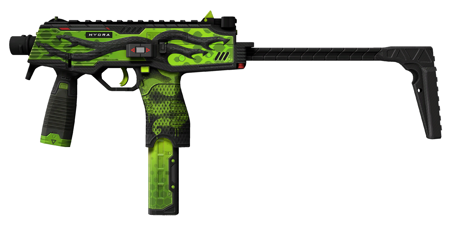 MP9 Hydra Large Rendering