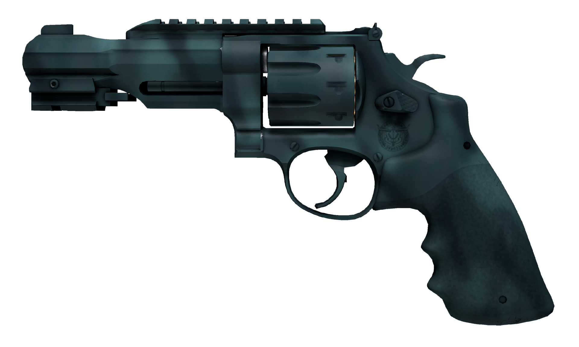 R8 Revolver Canal Spray Large Rendering