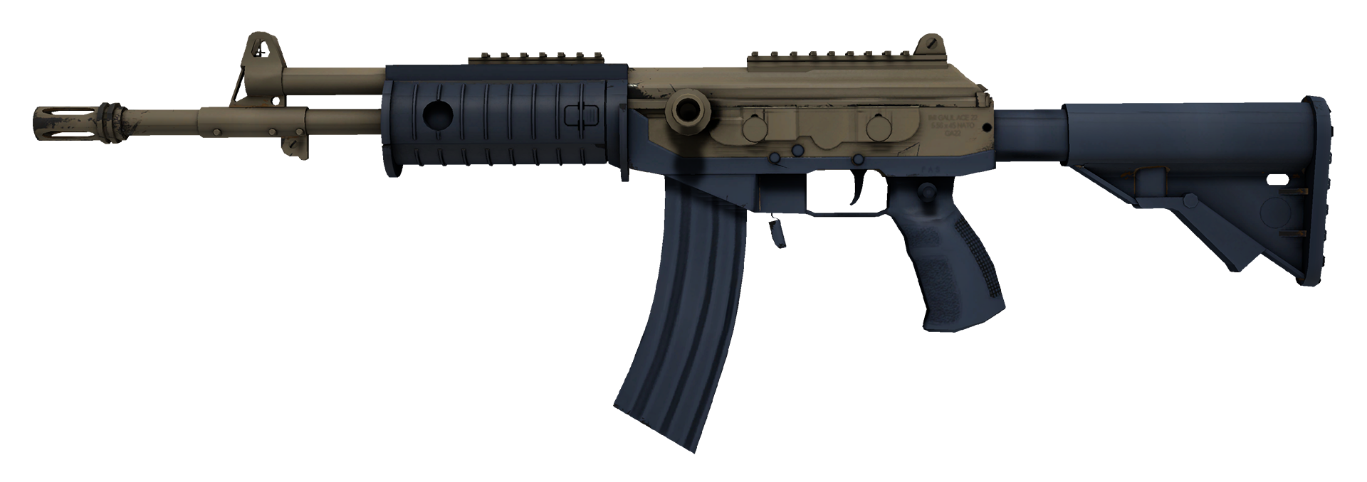 Galil AR Tornado Large Rendering