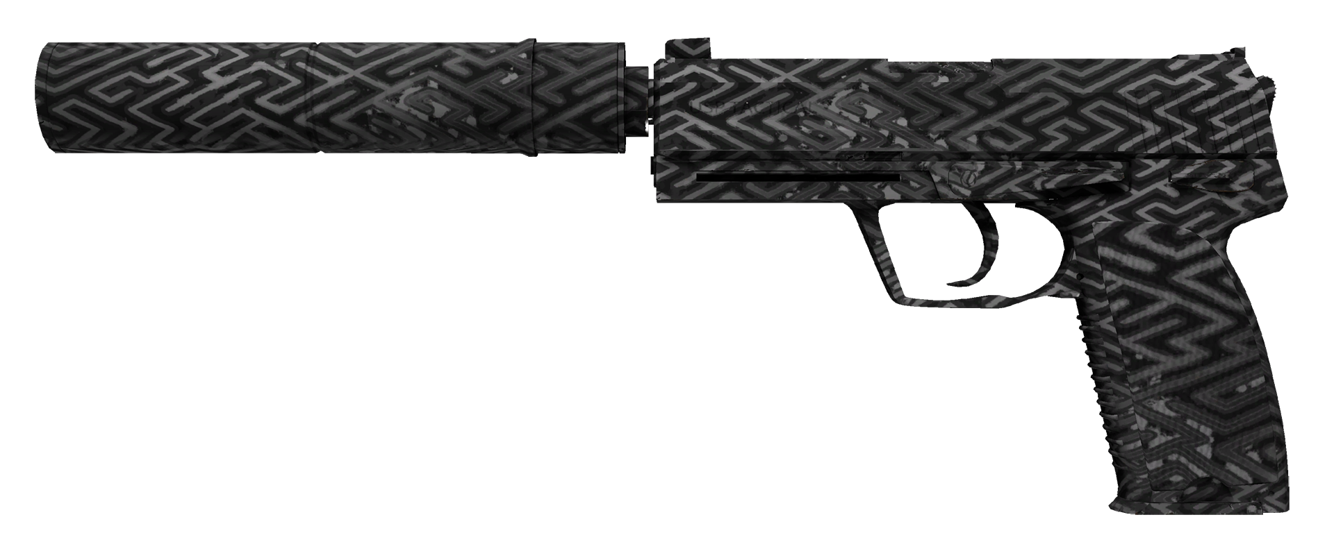 USP-S Pathfinder Large Rendering