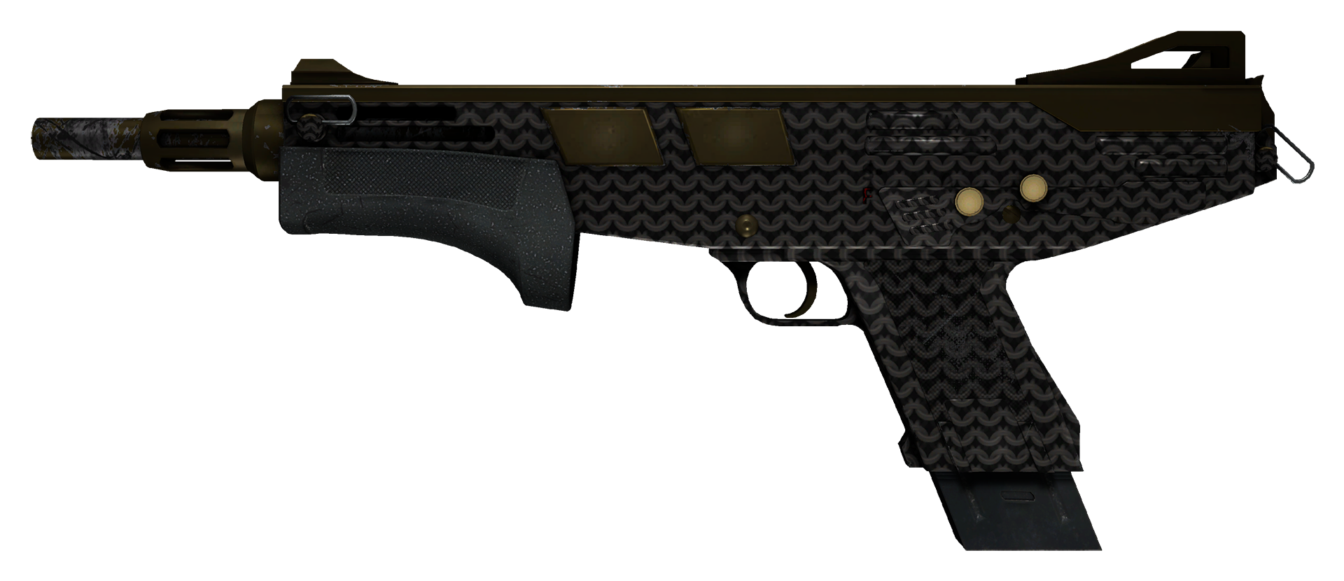 MAG-7 Chainmail Large Rendering