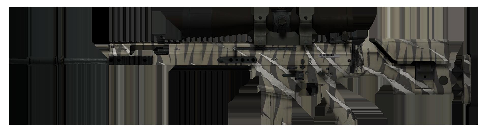 SCAR-20 Torn Large Rendering