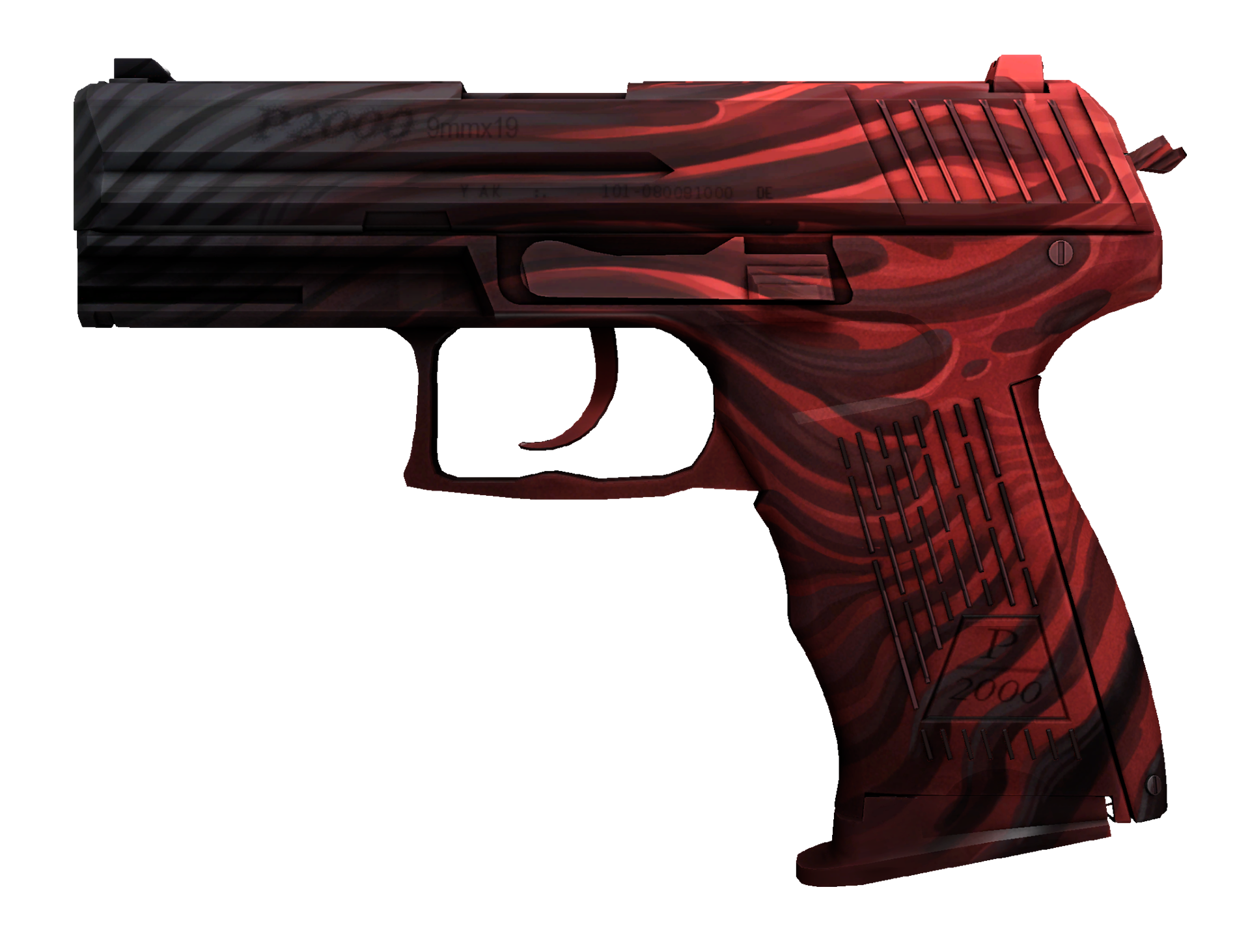 P2000 Obsidian Large Rendering