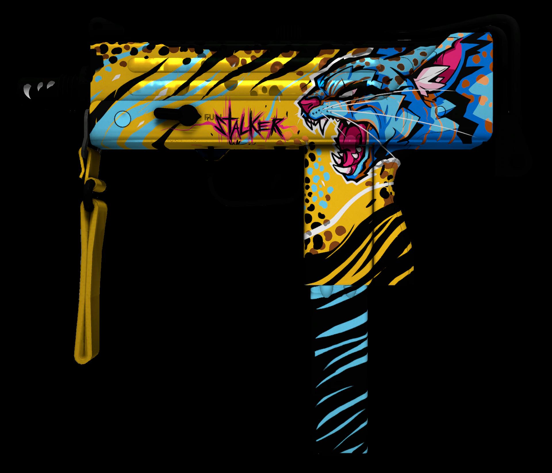 MAC-10 Stalker Large Rendering