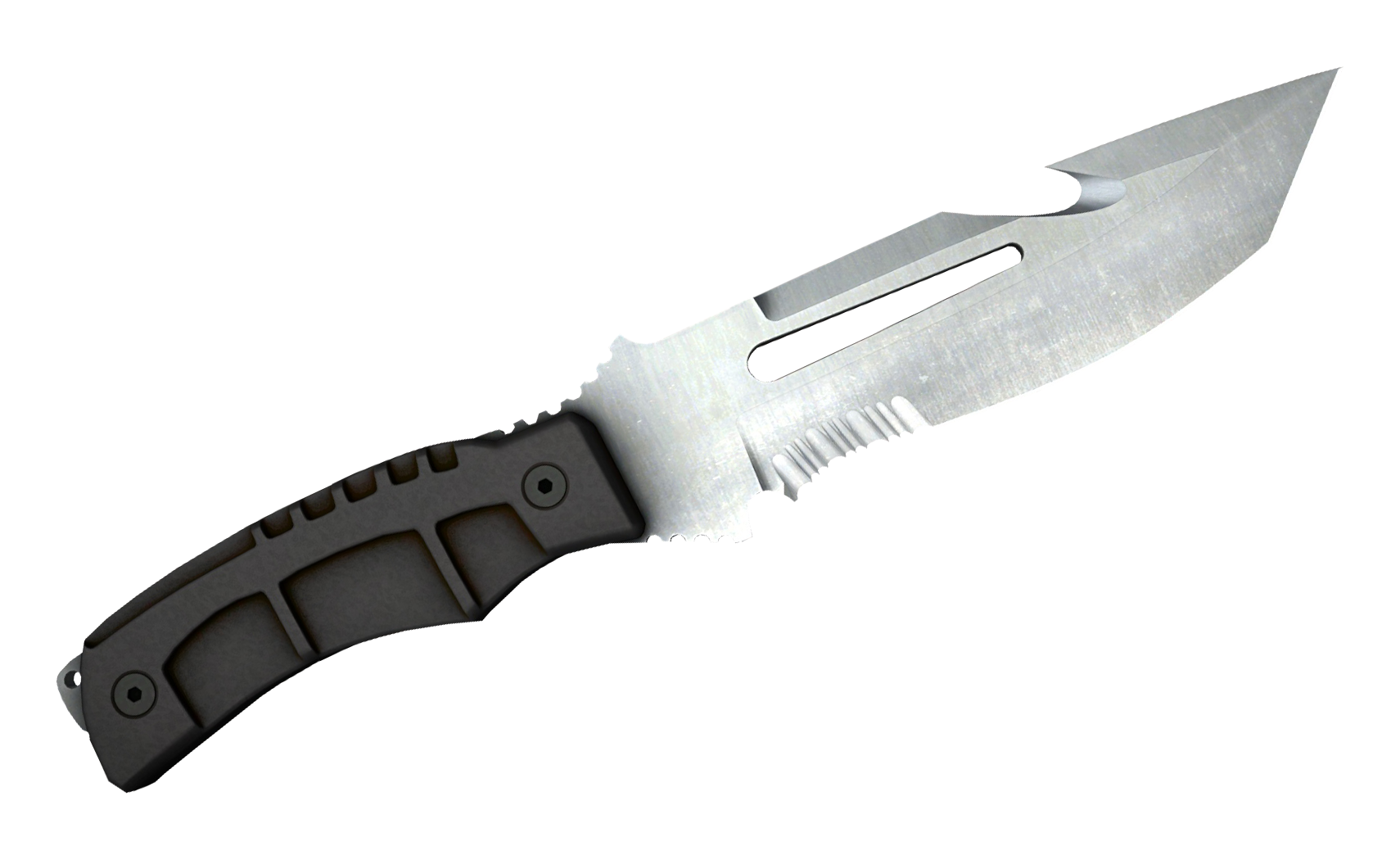 Survival Knife ★ Large Rendering