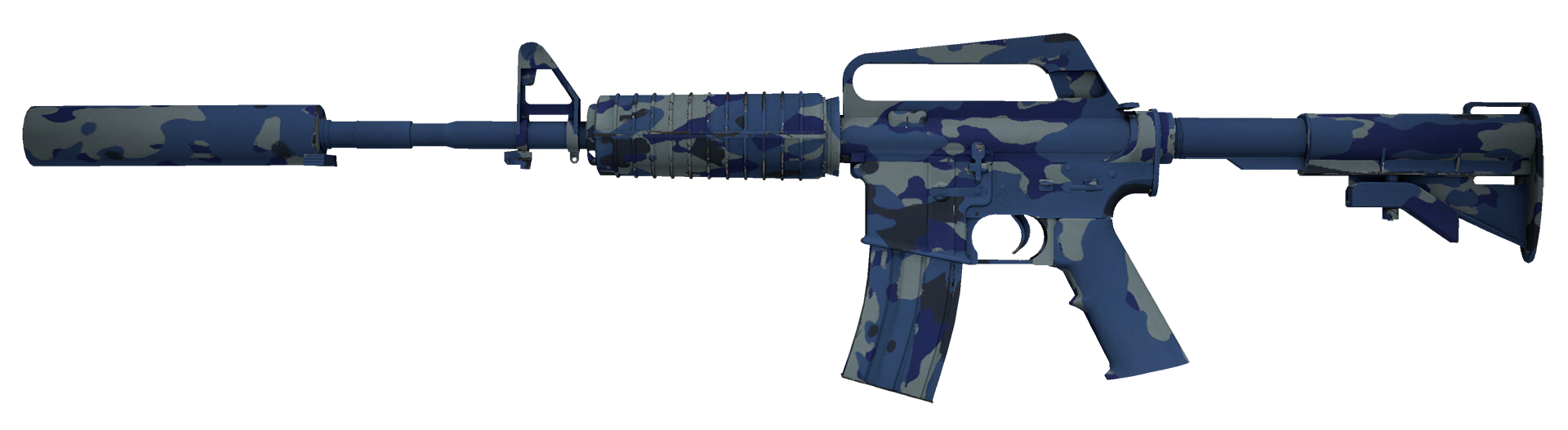 M4A1-S Bright Water Large Rendering