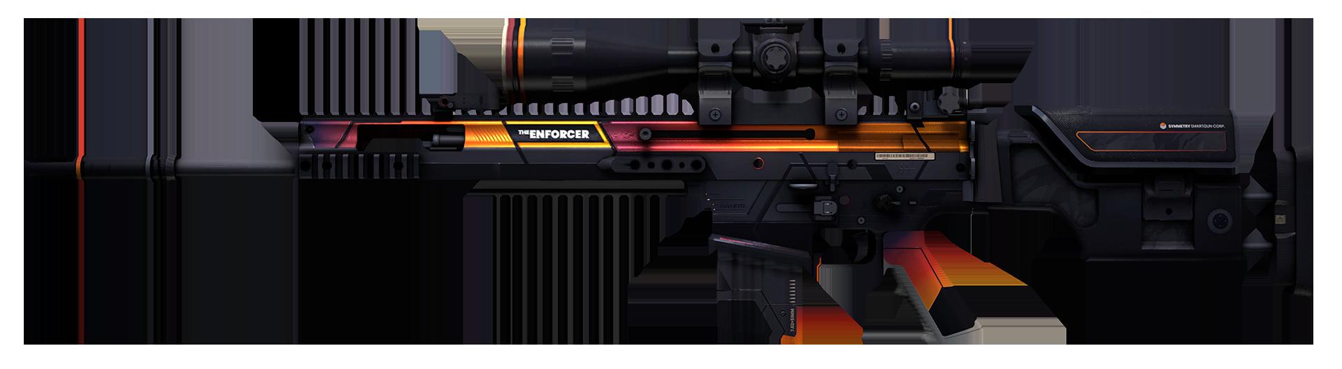 SCAR-20 Enforcer Large Rendering