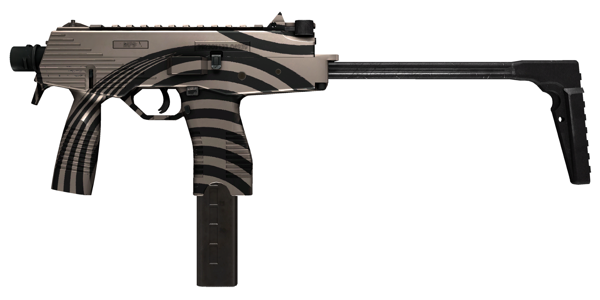 MP9 Hypnotic Large Rendering