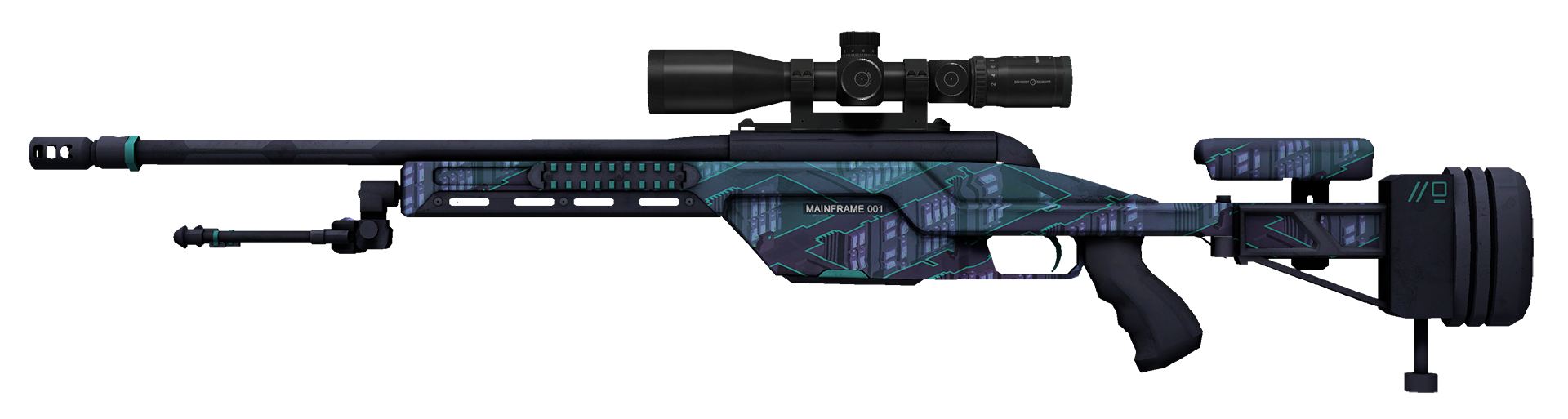 SSG 08 Mainframe 001 Large Rendering