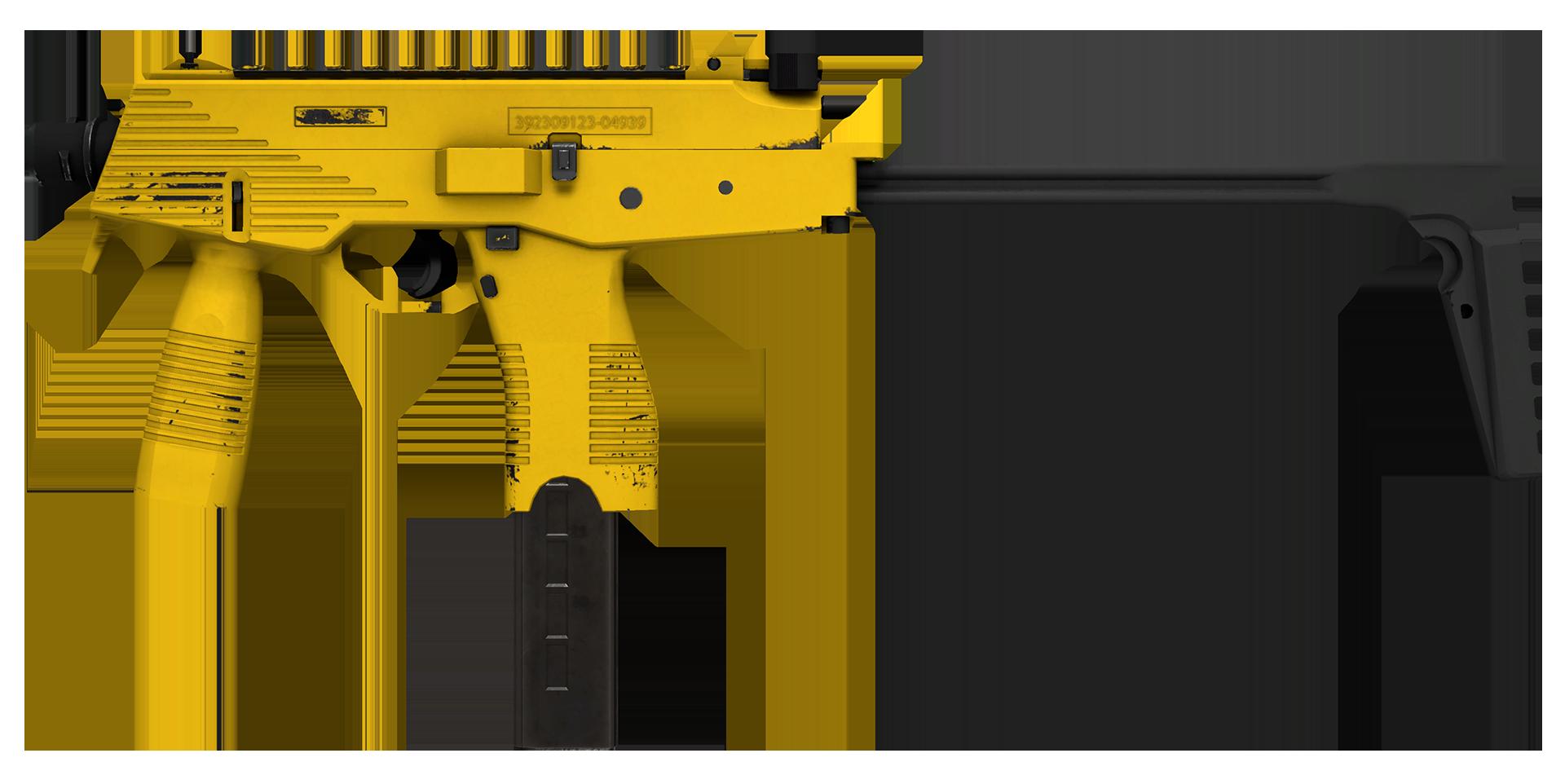 MP9 Bulldozer Large Rendering