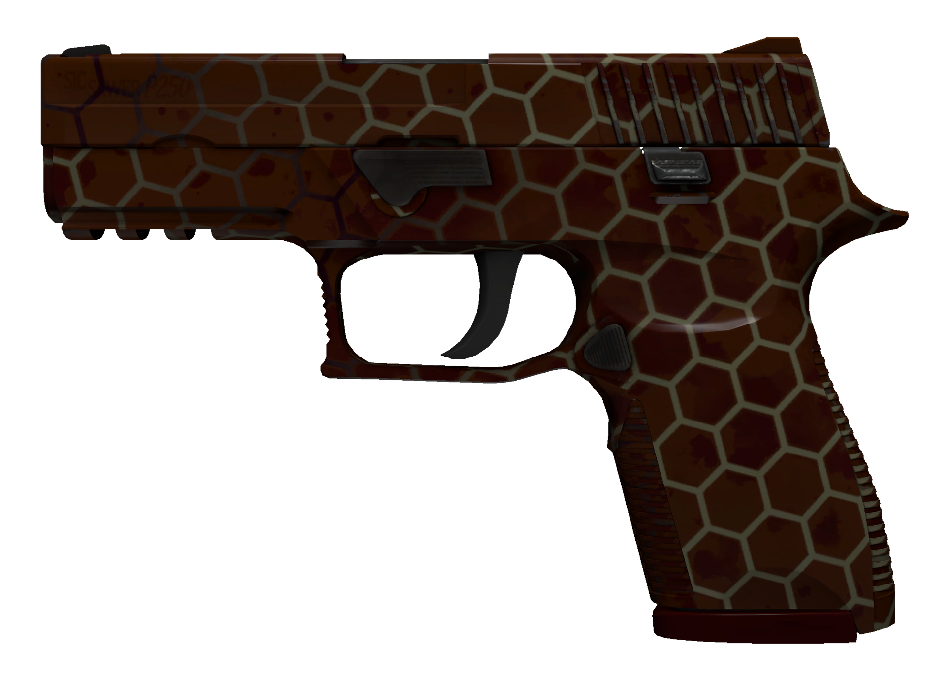 P250 Hive Large Rendering