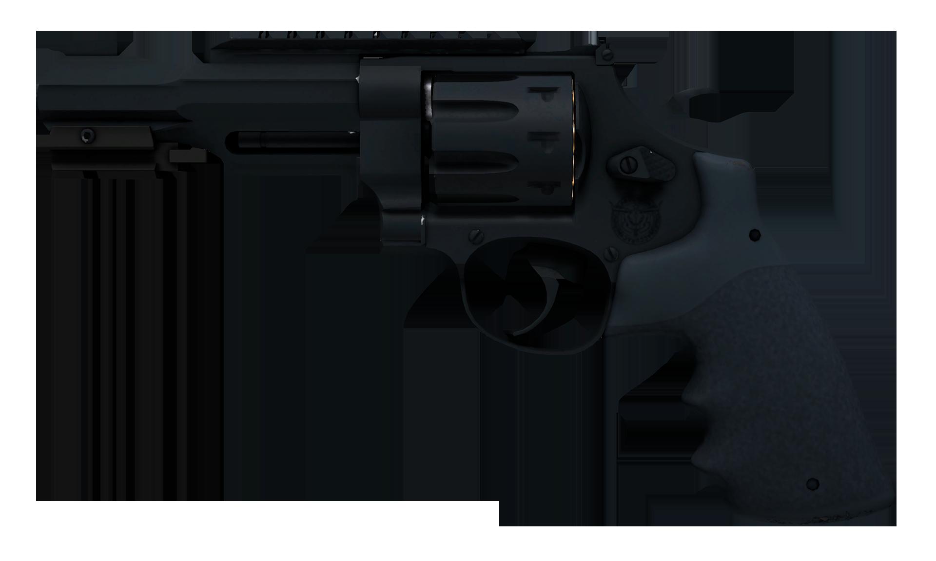 R8 Revolver Night Large Rendering