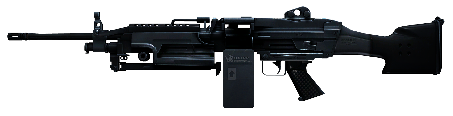 M249 O.S.I.P.R. Large Rendering