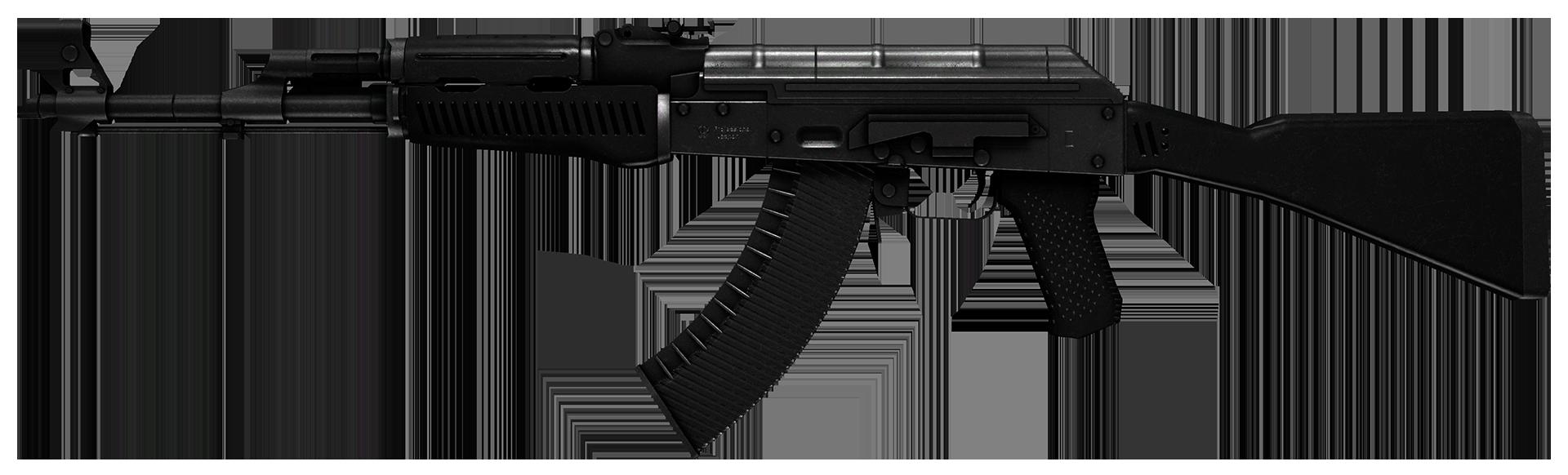 AK-47 Slate Large Rendering