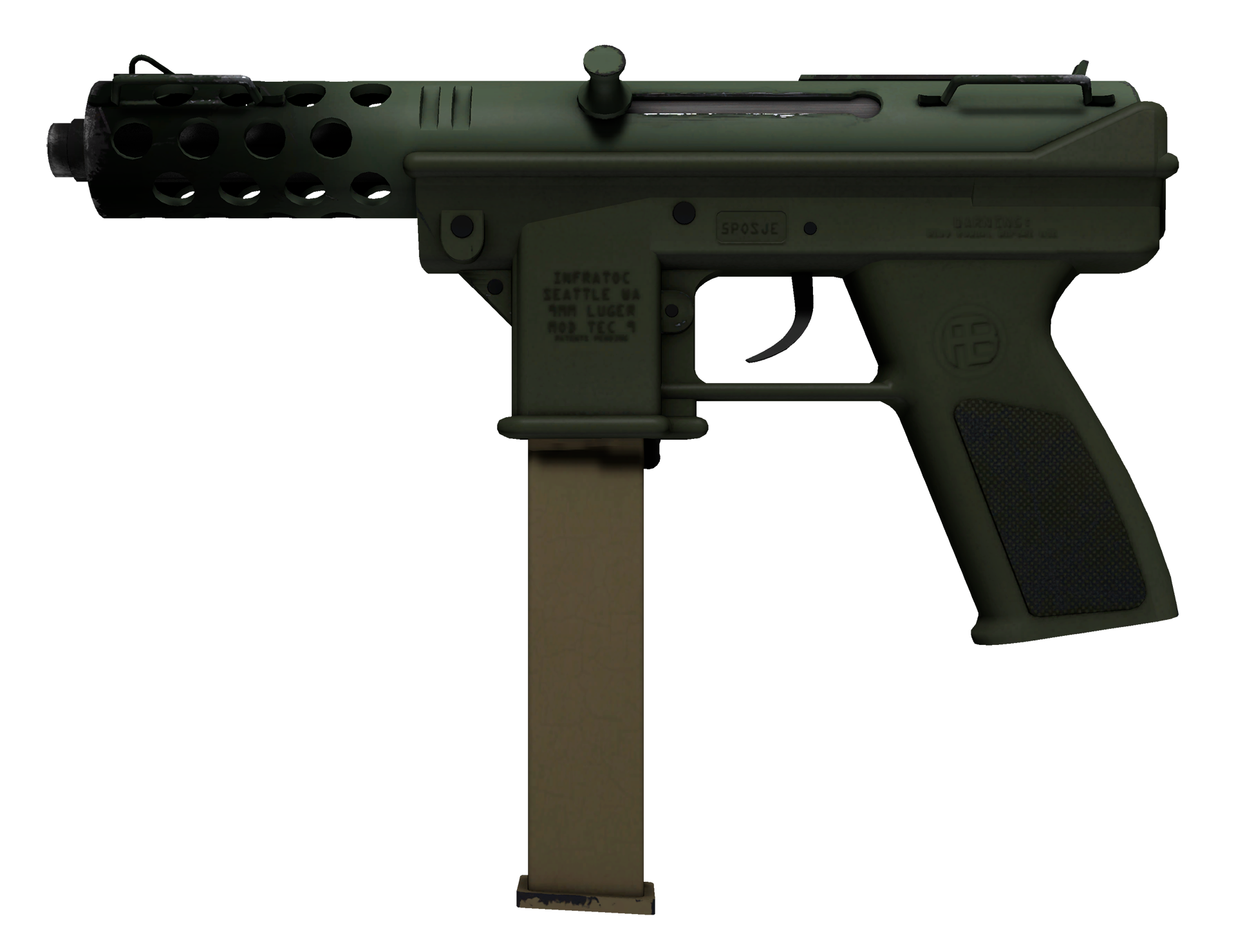 Tec-9 Groundwater Large Rendering