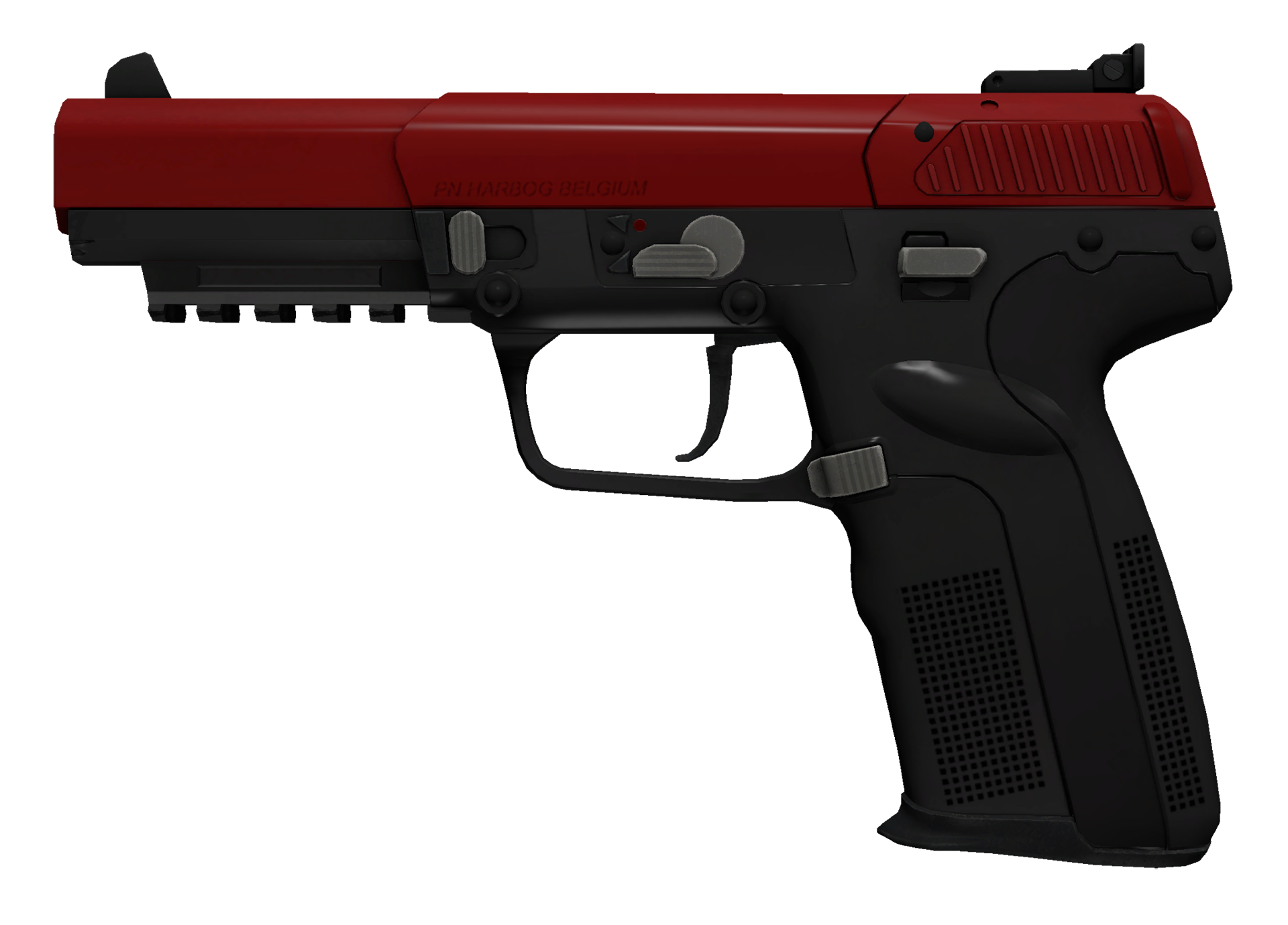 Five-SeveN Candy Apple Large Rendering