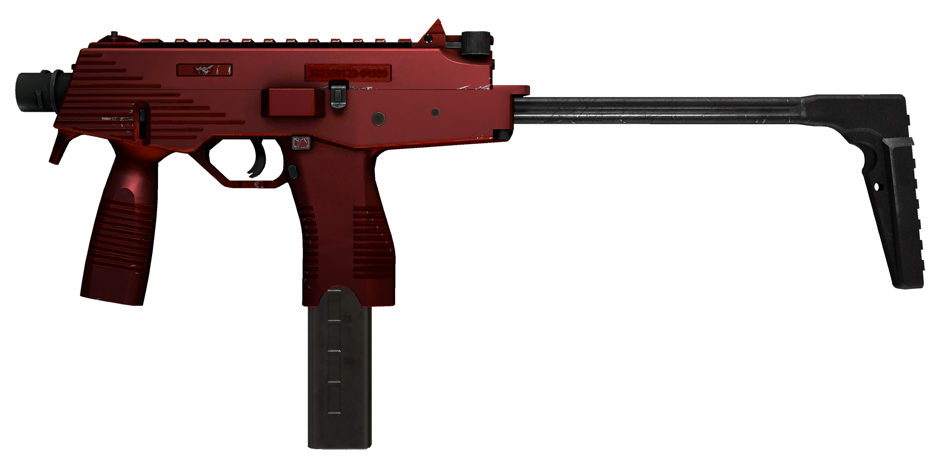 MP9 Hot Rod Large Rendering