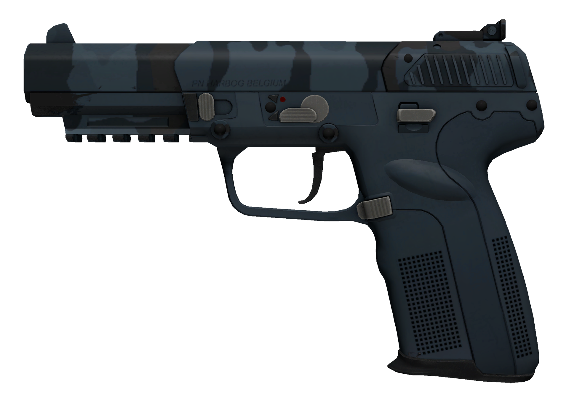 Five-SeveN Forest Night Large Rendering