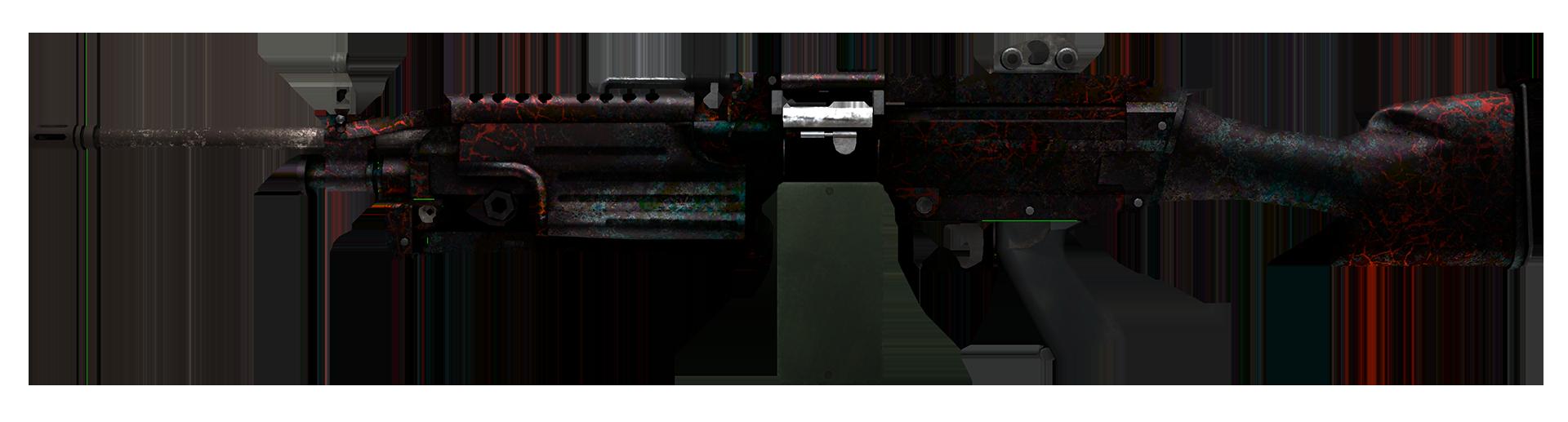 M249 Magma Large Rendering