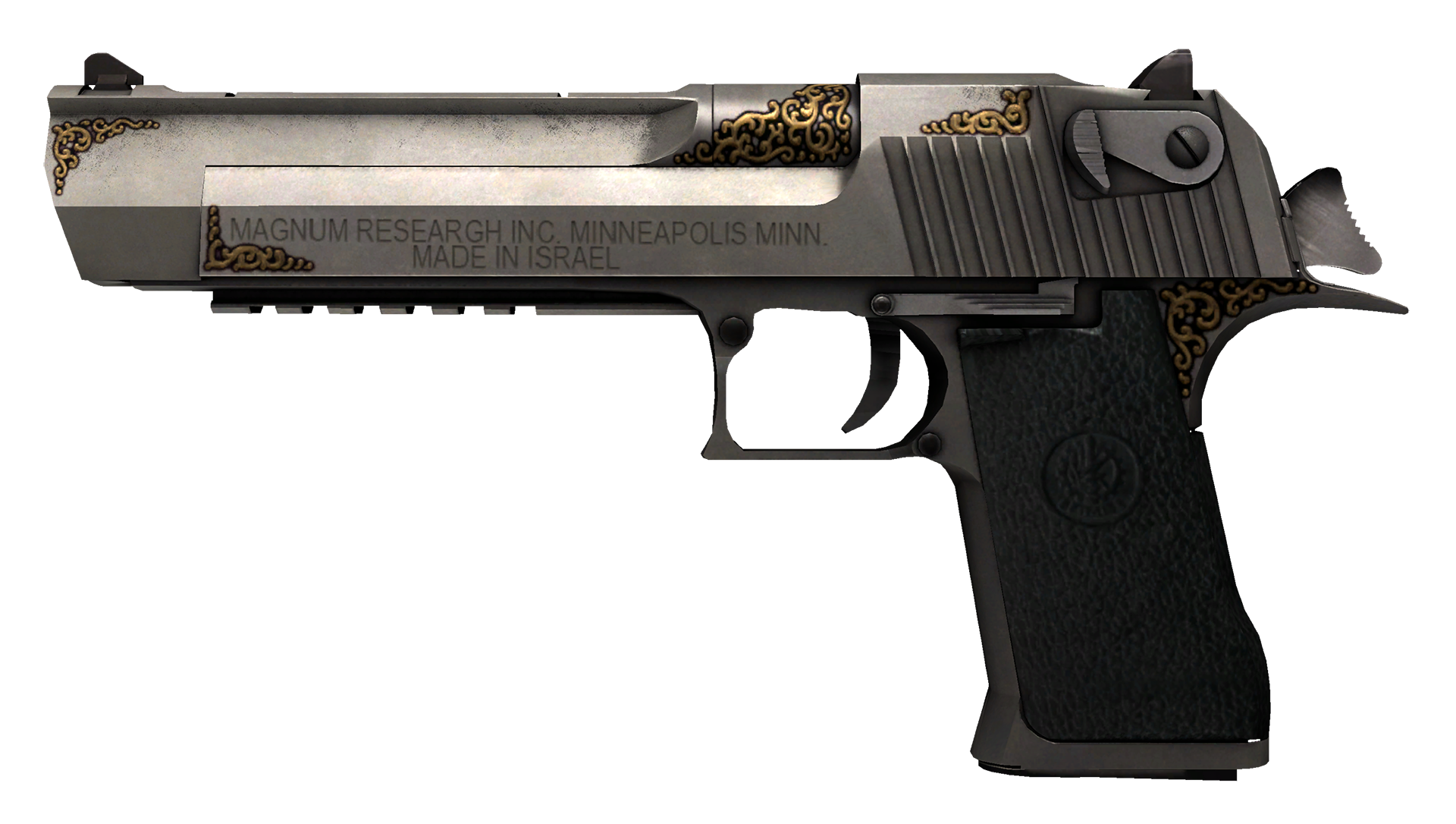 Desert Eagle Heirloom Large Rendering