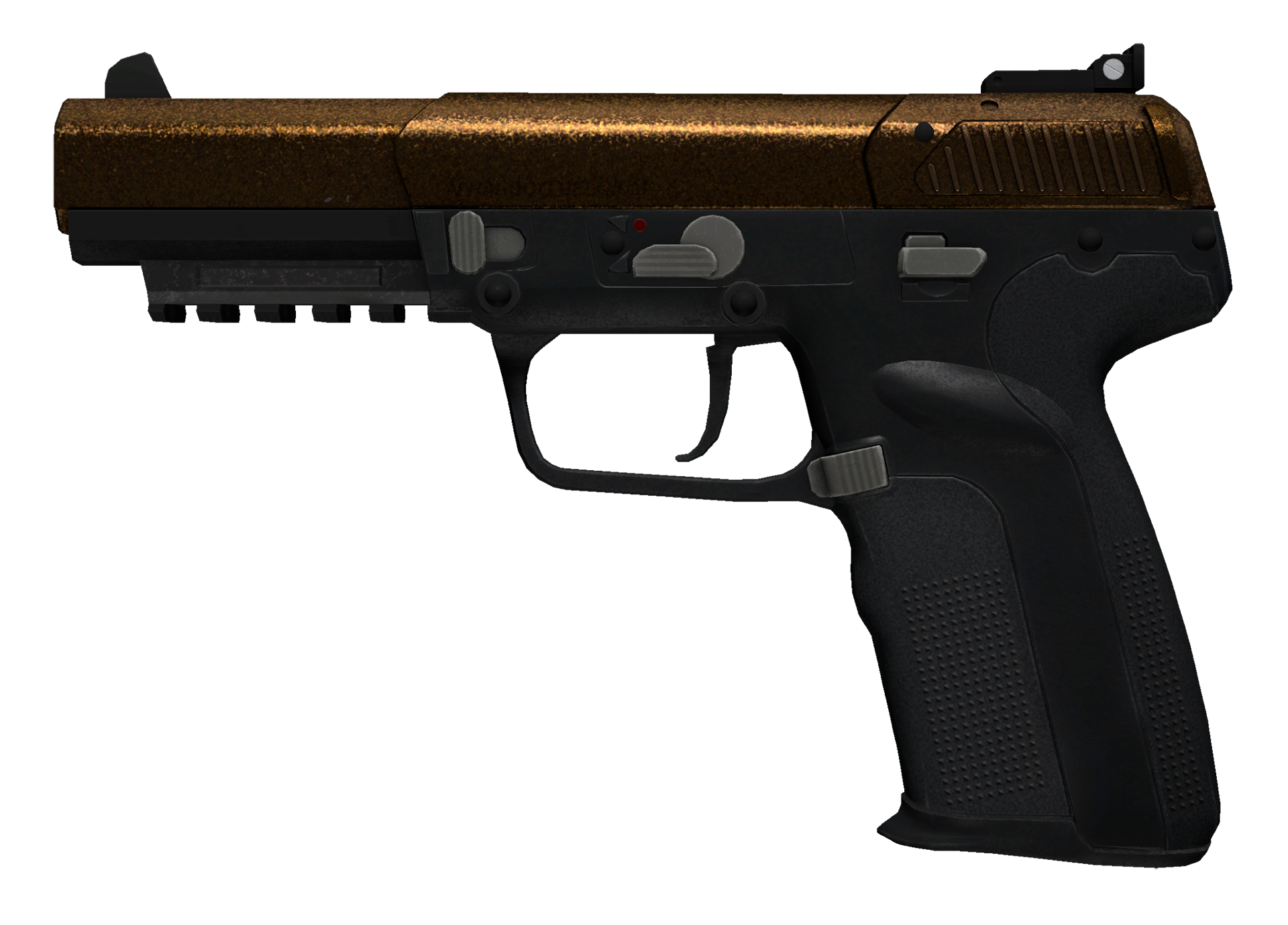 Five-SeveN Copper Galaxy Large Rendering