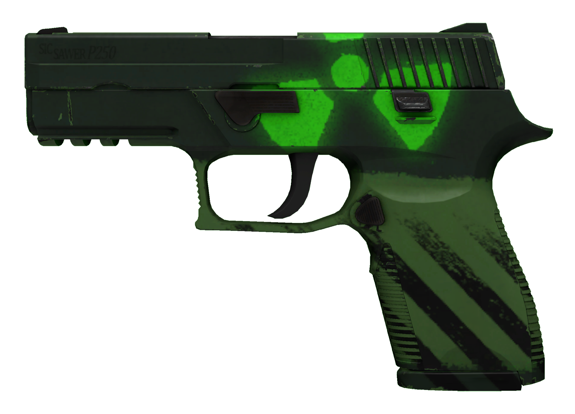 P250 Nuclear Threat Large Rendering