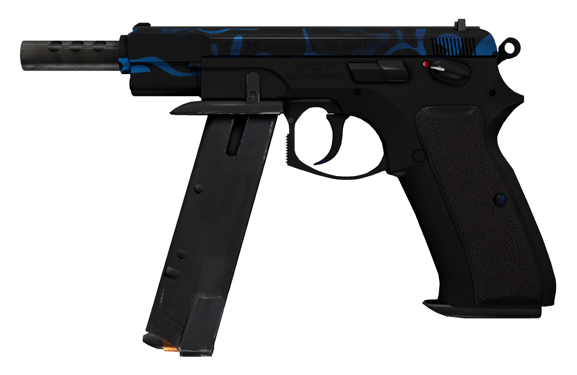 CZ75-Auto Poison Dart Large Rendering