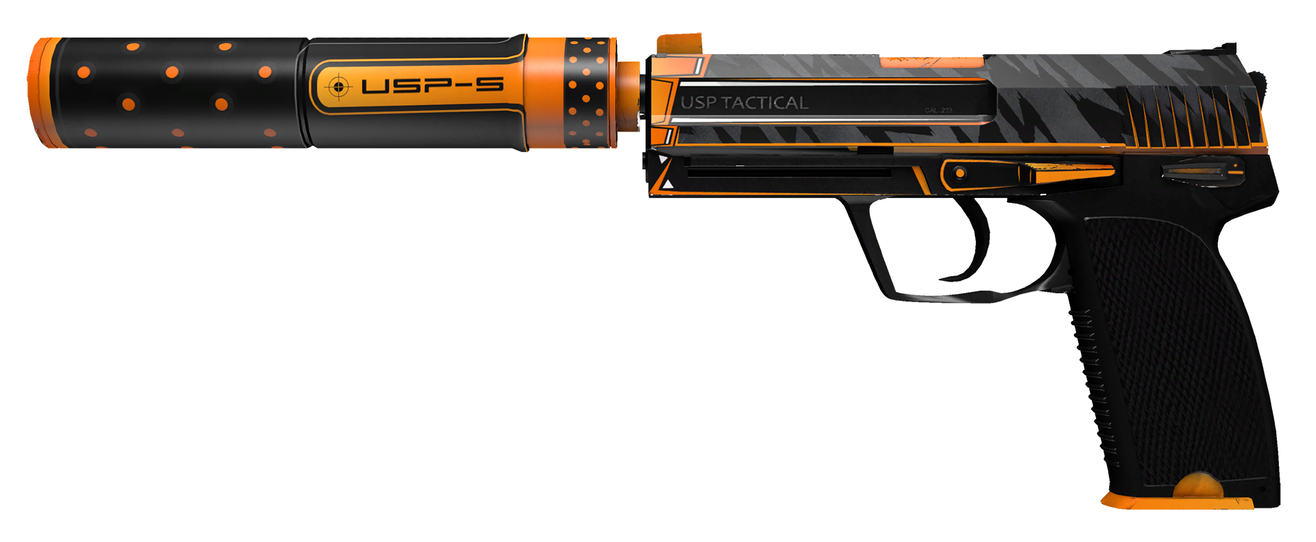 USP-S Orion Large Rendering