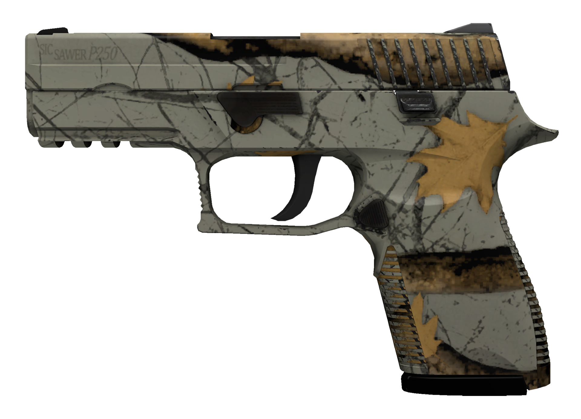 P250 Modern Hunter Large Rendering