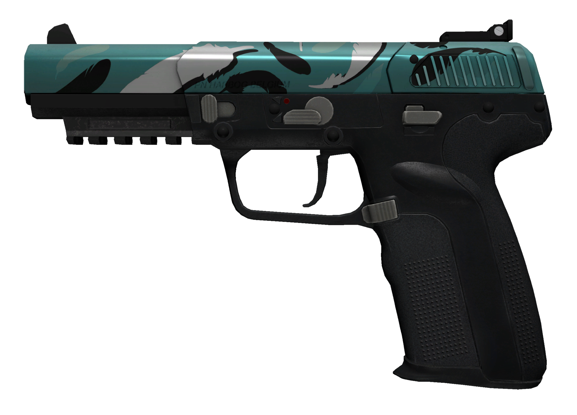 Five-SeveN Fowl Play Large Rendering