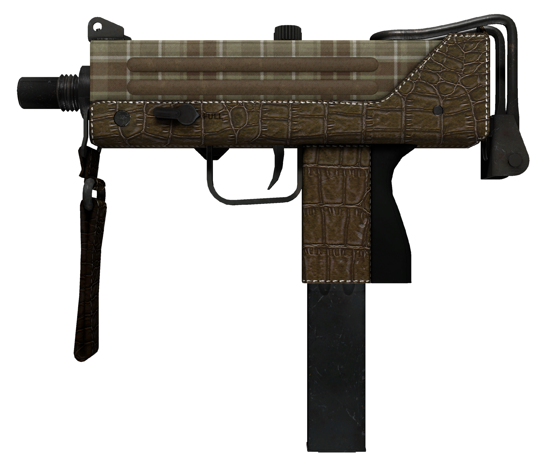 MAC-10 Commuter Large Rendering