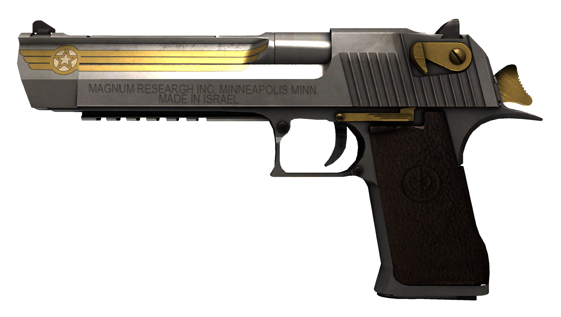 Desert Eagle Pilot Large Rendering