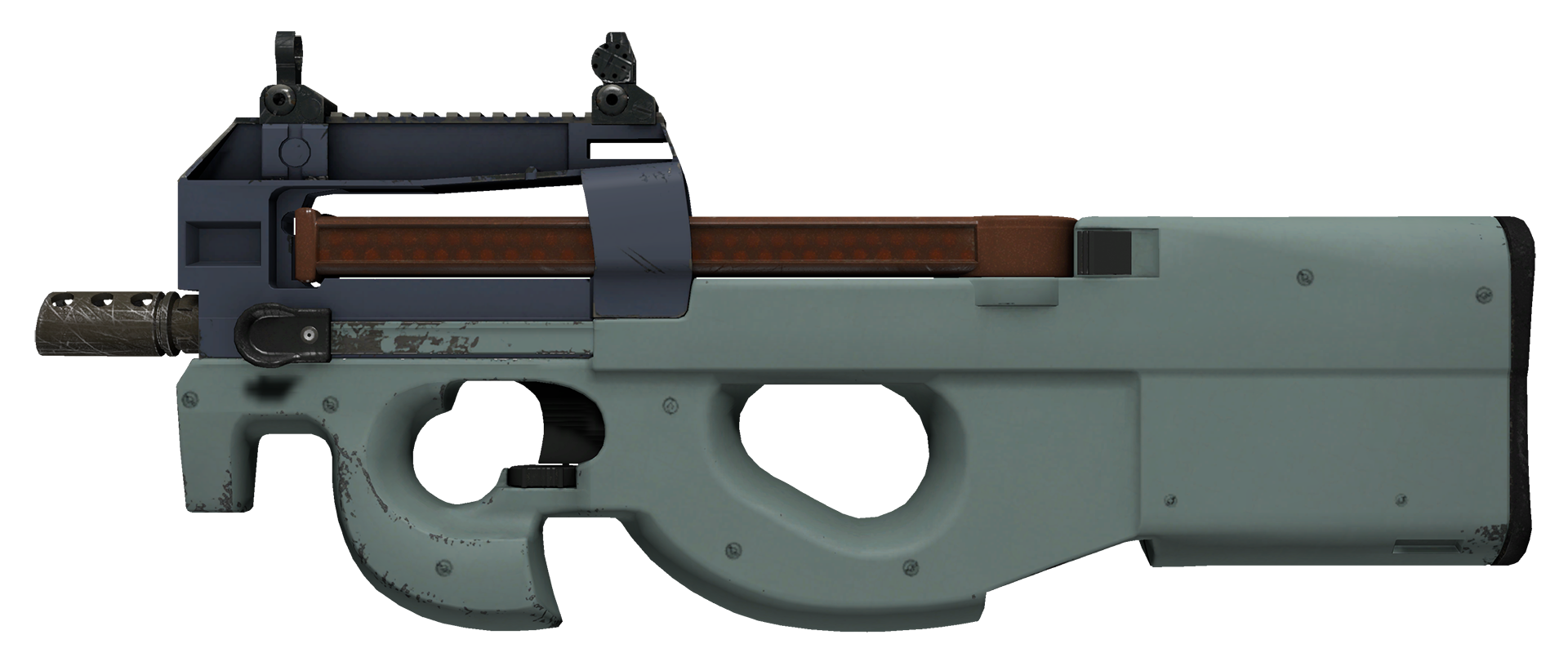 P90 Storm Large Rendering