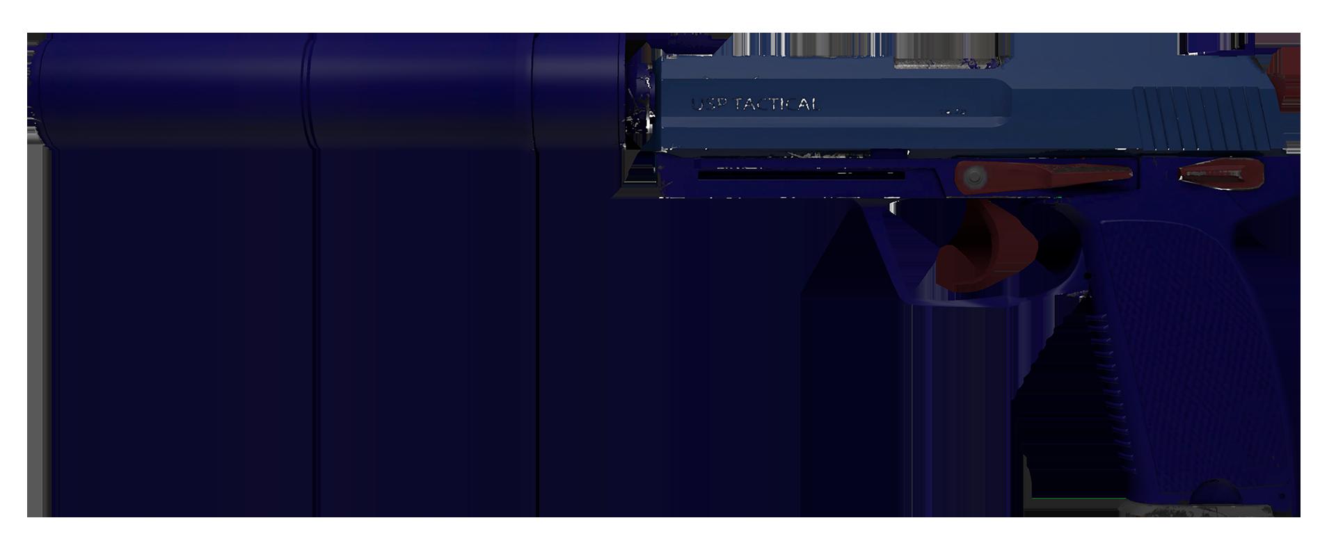 USP-S Royal Blue Large Rendering