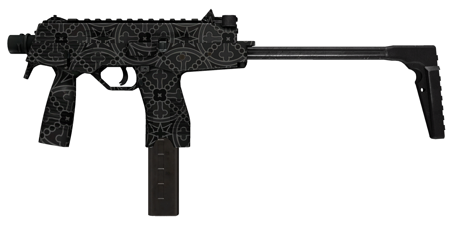 MP9 Dark Age Large Rendering