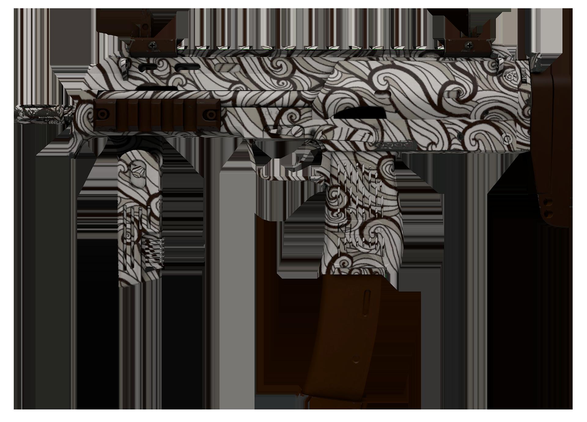 MP7 Gunsmoke Large Rendering