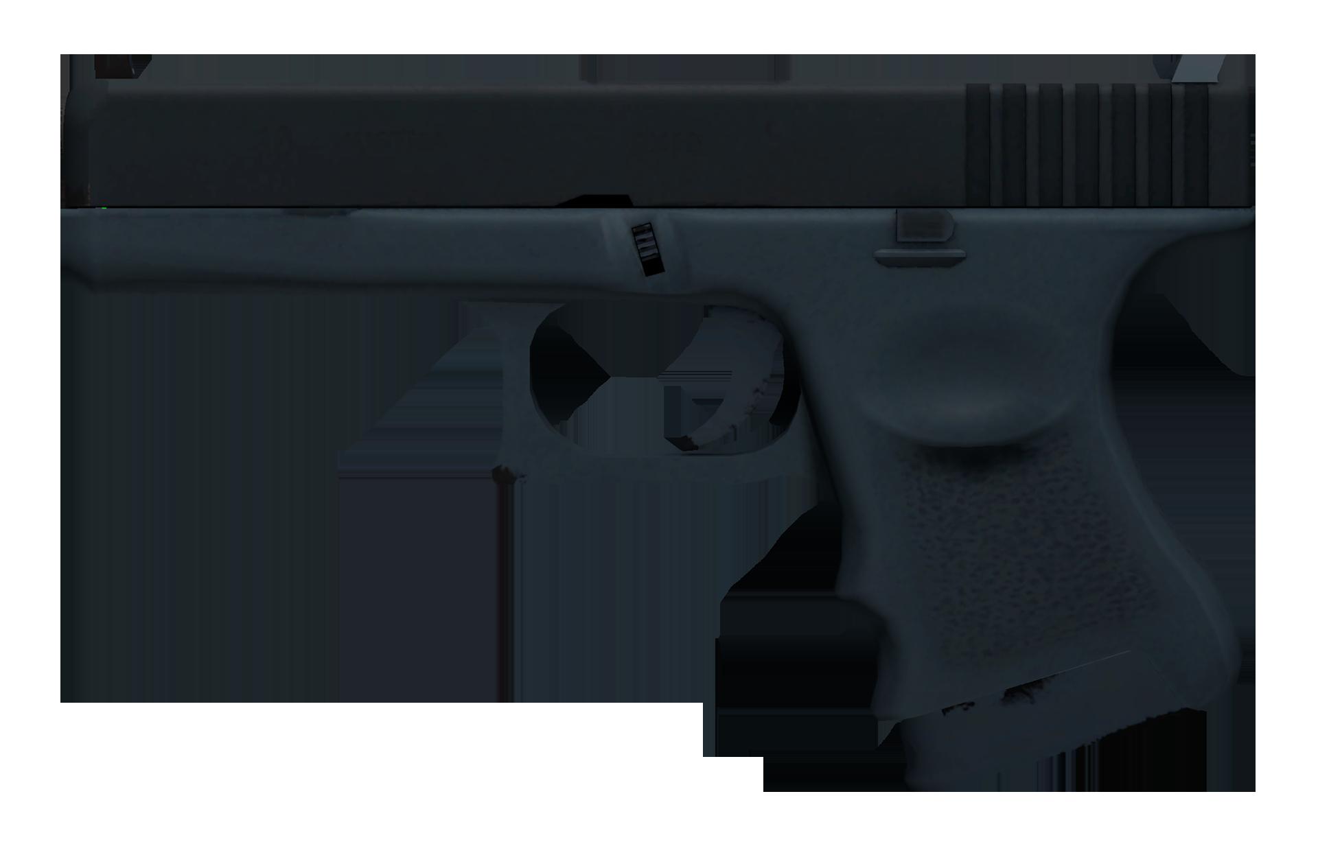 Glock-18 Night Large Rendering