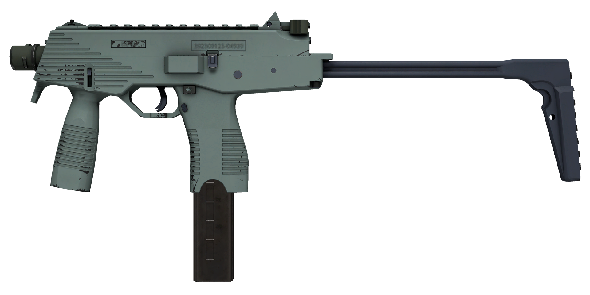 MP9 Storm Large Rendering