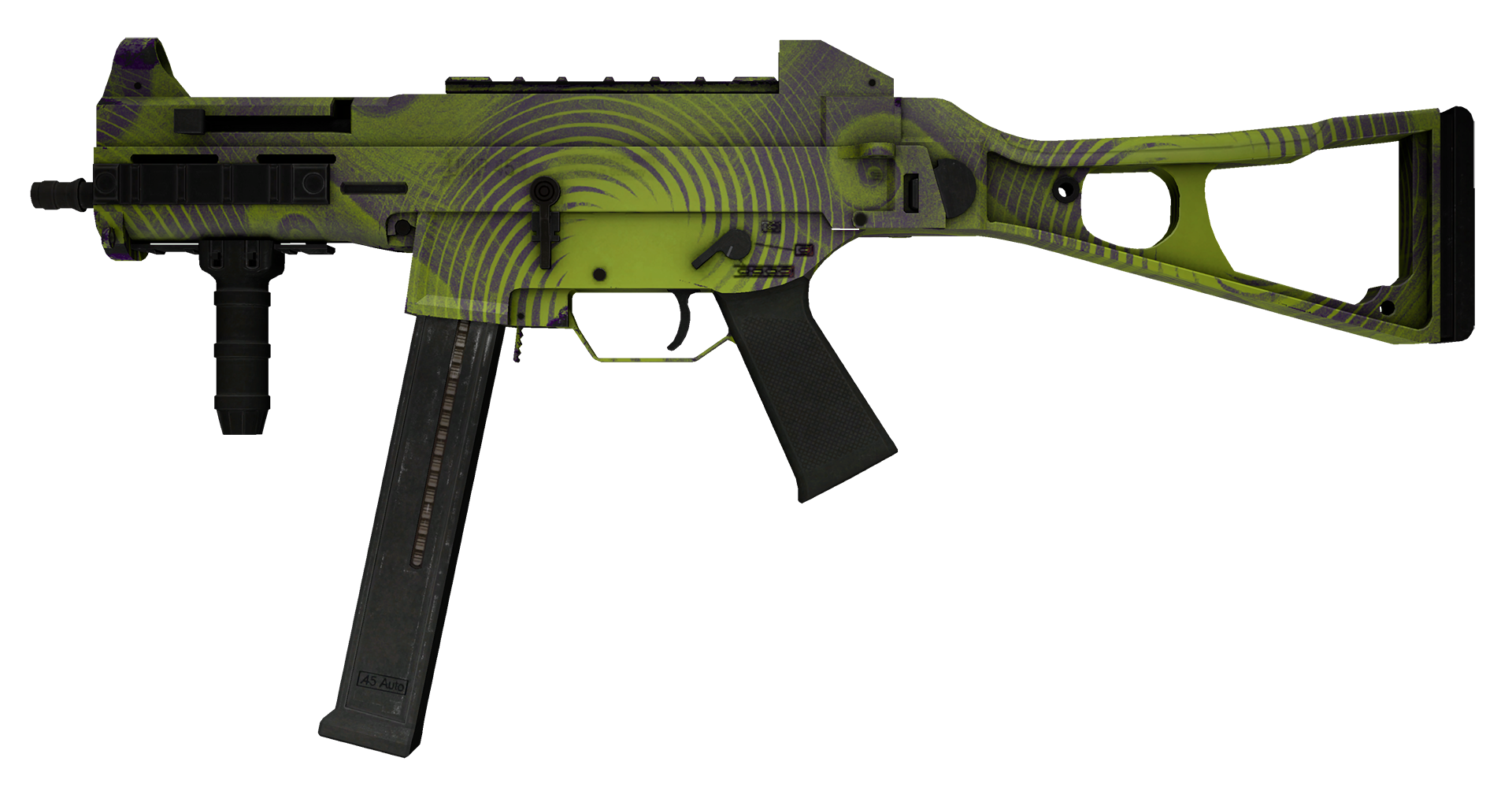 UMP-45 Delusion Large Rendering
