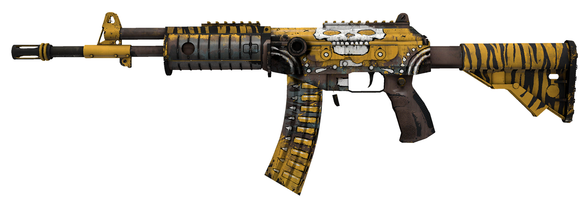 Galil AR Chatterbox Large Rendering